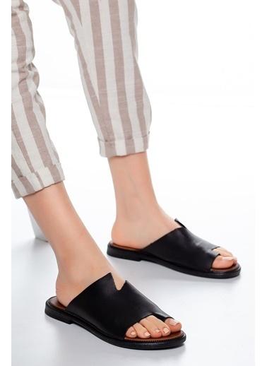 Mask Sandalet Siyah